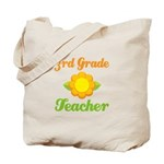 Cute Third Grade Tote Bag