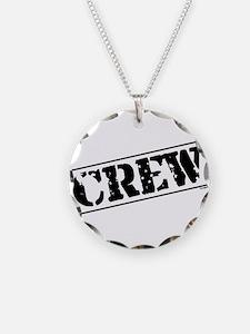 Crew Stamp Necklace