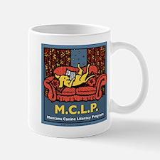 Montana Canine Literacy Program Coffee Mug