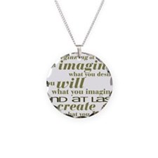 Shaw Quote No. 2 Necklace