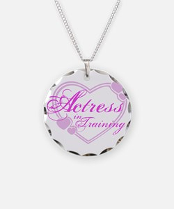 Actress-In-Training Design I Necklace