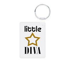 Little Diva Keychains