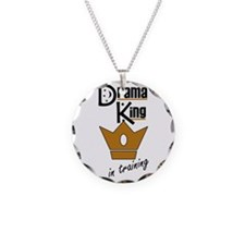 Drama King In Training Necklace