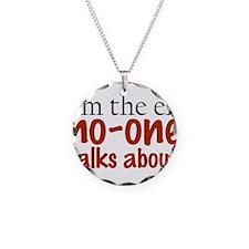 No Talk Elf Necklace