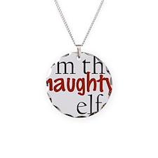 Naughty Elf Necklace