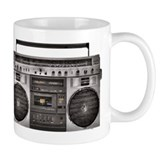 Boombox Small Mugs (11 oz)
