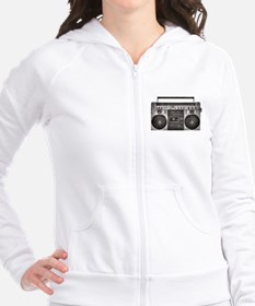 Boombox Fitted Hoodie