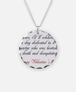 Martyr Valentine Necklace