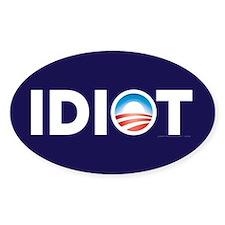 Obama Parody Decal