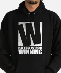 Rated W Hoodie