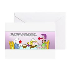 Funny Comics cartoons Greeting Card