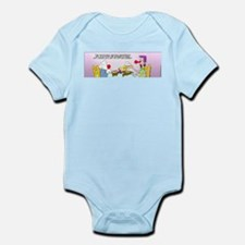 Cute Anniversary humor Infant Bodysuit
