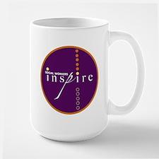 Social Workers Inspire Mug