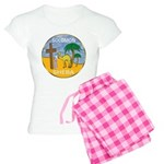 Queen of the South Women's Light Pajamas