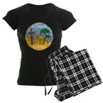 Queen of the South Women's Dark Pajamas