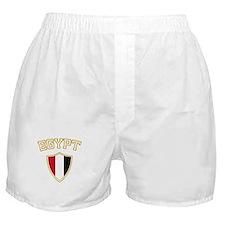 Egypt Crest English Boxer Shorts