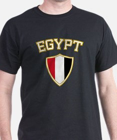 Egypt Crest English T-Shirt