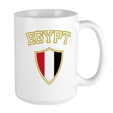 Egypt Crest English Mug