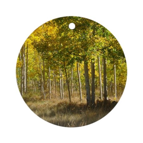 Mountains - Various Designs Ornament (Round)