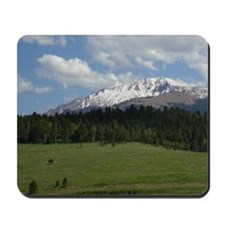 North Face of Pikes Peak Mousepad