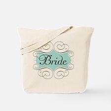 Beautiful Bride Design Tote Bag