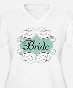 Beautiful Bride Design T-Shirt