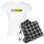 4th Grade Women's Light Pajamas