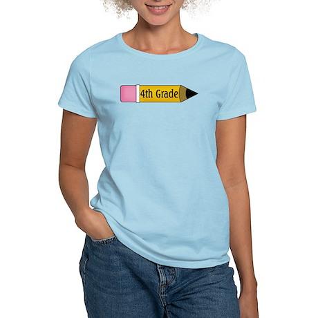 4th Grade Women's Light T-Shirt
