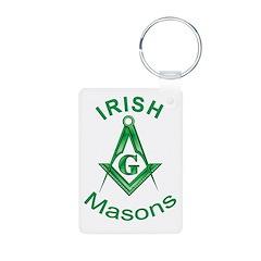The Irish Masons S&C Keychains