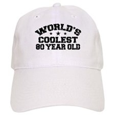 World's Coolest 80 Year Old Baseball Cap