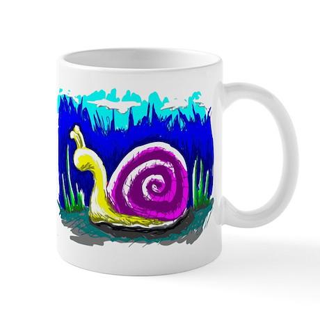 Snail Tail Mug