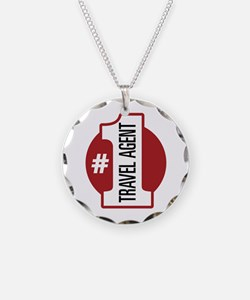 #1 Travel Agent Necklace