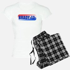 Brady Is My Pilot pajamas