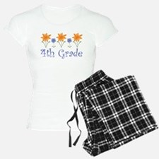 Best Teacher Gift 4th Grade Pajamas