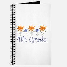 Best Teacher Gift 4th Grade Journal