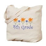 Best Teacher Gift 4th Grade Tote Bag