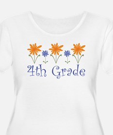 Best Teacher Gift 4th Grade T-Shirt