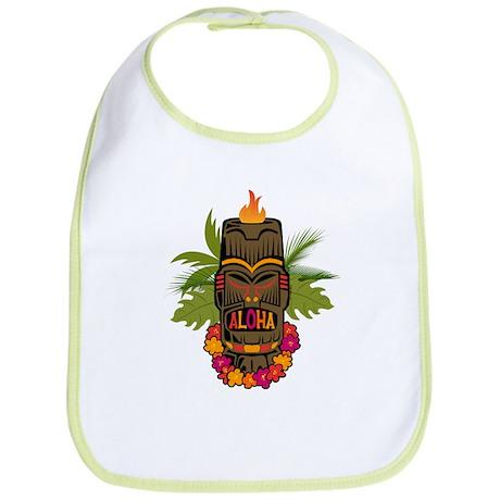 Tiki Aloha Bib
