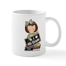 4th Grade Teacher Gift Mug