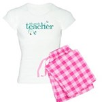 4th Grade Teacher Women's Light Pajamas