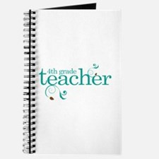 4th Grade Teacher Journal