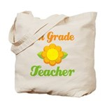 Year End Gift 4th Grade Teacher Tote Bag