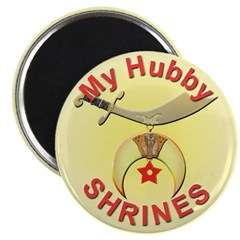 Proud Shriners Wife's 2.25