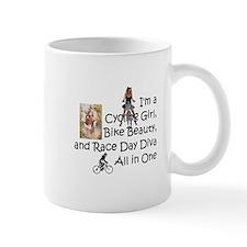 Cycling Race Diva Mug