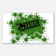 Eh Team Militia: Stickers - 10 pack