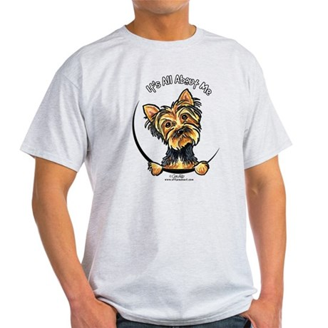 Yorkie IAAM Light T-Shirt