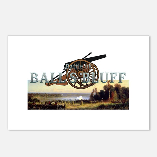 ABH Ball's Bluff Postcards (Package of 8)