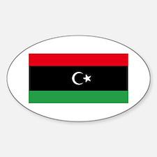 National Flag of Libya (1951-1969) Decal