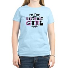 I'm The Birthday Girl T-Shirt