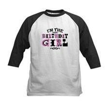 I'm The Birthday Girl Tee